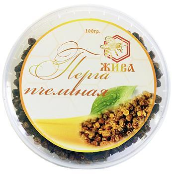 Перга пчелиная 100 гр.