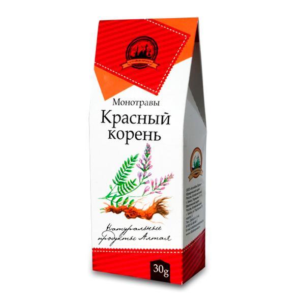 Красный корень, 30 гр. упаковка