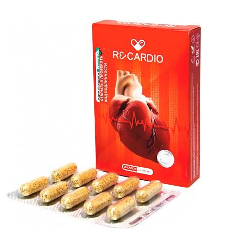 Коробка Recardio для сердца и сосудов