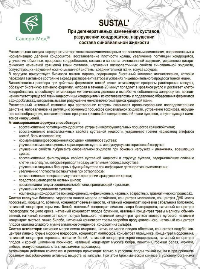 Аннотация Сусталь 1 стр.