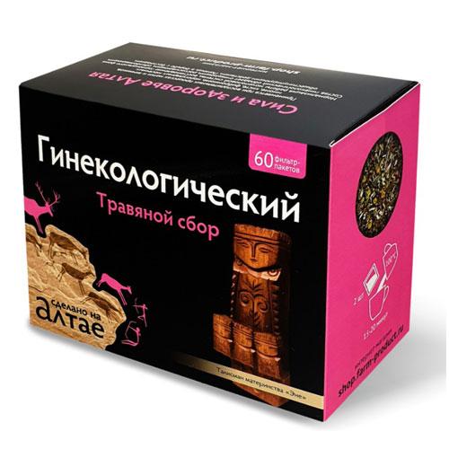 """Травяной сбор """"Гинекологический"""", 100 гр, Фарм-продукт"""