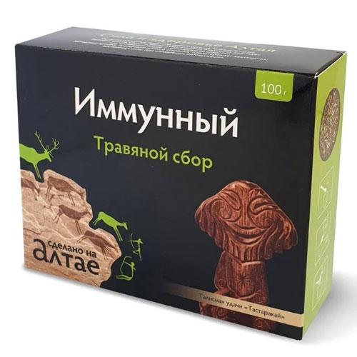 """Травяной сбор """"Иммунный"""", 100 гр., Фарм-продукт"""