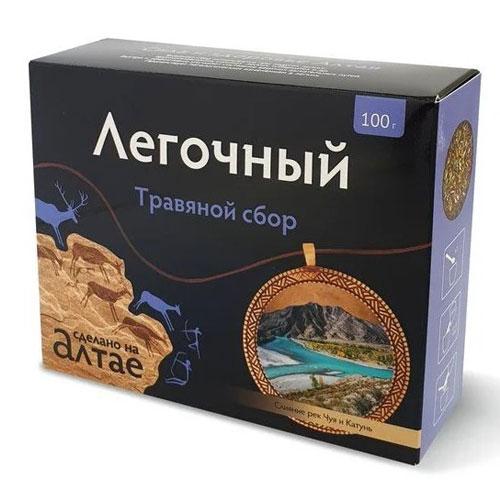 """Травяной сбор """"Легочный"""", 100 гр, Фарм-продукт"""