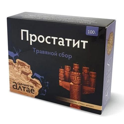 """Травяной сбор """"Простатит"""", 100 гр, Фарм-продукт"""