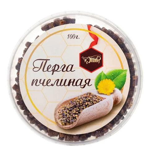 Перга пчелиная, 100 гр, ООО Жива